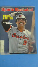 SPORTS ILLUSTRATED-AUG.30,1976- HITTING A MILLION- REGGIE JACKSON