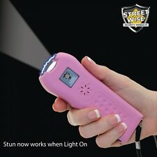 # 1 Ranked Ladies Back To School Stun Gun 21 Million Volt Rechargeable LED Flash