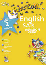 LETTS MAGICAL KEY STAGE 2 ENGLISH SATs REVISION GUIDE KS2 SATs QUESTIONS ANSWERS