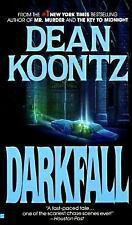Darkfall by Dean Koontz (1987 PB)