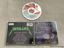 Metallica - Creeping Death / Jump In The Fire CD Germany (842 219-2) Vertigo