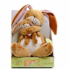 Guess How Much I Love You Musical Lullaby Hare Plush Baby Soft Toy Gift
