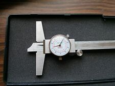 "BRAND NEW 0-12""/300mm  DUAL DIAL DEPTH GAGE"