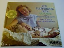Kay Lande - For Sleepyheads Only - Songs To Tuck You In Columbia LP Sealed