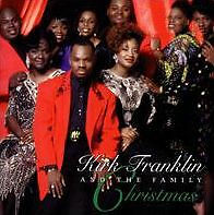 KIRK FRANKLIN - CHRISTMAS - CD - Sealed