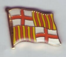 Barcelona Flaggenpin,Flag,Pin,Badge,Spanien,Anstecker