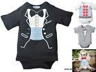 TUXEDO SUITS COSTUMES for Baby Boys 4 Styles, 4 Sizes Great Price