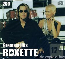 Roxette Greatest Hits 2CD Set DigiPak - Brand New