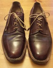 Authentic Sutor Mantellassi, Cordovan, Leather, Oxford Dress Shoes (Size 11)