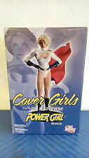 *COVER GIRLS OF THE DC UNIVERSE POWER GIRL STATUE DIRECT BATMAN ADAM HUGHES