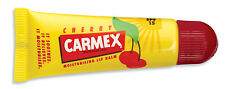 Carmex CHERRY Moisturising Lip Balm Tube SPF 15 For Dry & Chapped Lips 10g