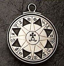 TRAVEL SAFELY! SAFE Passage Talisman Pendant Astral PROTECTION Amulet necklace