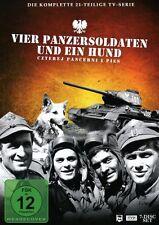 4 VIER SOLDATI und & EIN HUND completa Serie TV 7 Box DVD Edition NUOVO