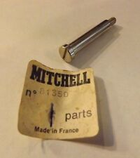 1 New Old Stock GARCIA MITCHELL 302 303 406 FISHING REEL HANDLE KNOB SCREW 81350