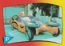 1989 Topps Back To The Future Ii #81 The Spider Car Hill Valley