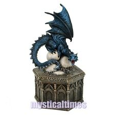 NEW DRAGON ROOST OF CRYONDRIX  NEMESIS NOW STATUE FIGURINE WITH FREE POST D1981