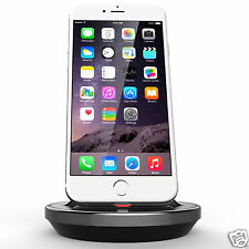 KiDiGi MFi Ligntning 8Pin Dock Station Cradle for iPhone 5 5C 5S SE 6 6S 7 Plus