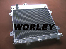 Aluminum radiator for BMW E30 M10 316i 318i 1982-1991 Manual