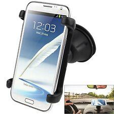 SUPPORTO AUTO COMPATIBILE VENTOSA PER SMARTPHONE E PER GALAXY S7 EDGE SM-G935