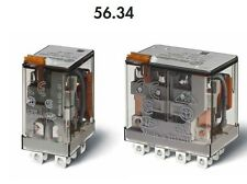 FINDER 56.34.8.110 RELE' INDUSTRIALE 12A - 250V - 110Vac - 4 CONTATTI