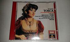 Giacomo Puccini - Puccini: Tosca [Highlights] (1989) cd callas gobbi