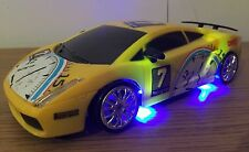 LAMBORGHINI GALLARDO RECHARGEABLE RADIO REMOTE CONTROL CAR 4WD SPEED DRIFT