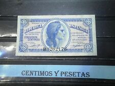 CyP Billete 50 Centimos del 1937