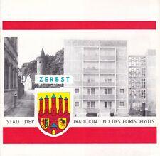 Zerbst - Chronik Stadt der Tradition und des Fortschritts // Heimatbuch