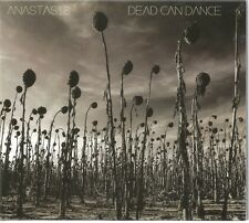 Anastasis [Digipak] * by Dead Can Dance (CD, 2012, Relativity (Label)) Signed