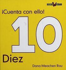 Diez (Book Work Cuenta Con Ello!) (Spanish Edition)