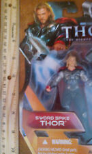 Thor The Mighty Avenger Sword Spike Thor Figure Marvel 2011 Hasbro MOC