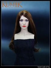 1/6 Kumik Accessory Action Figure Anne Hathaway Catwoman Head KM-035 For Phicen