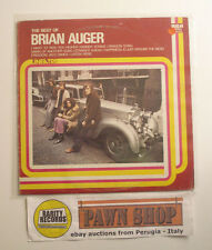 The best of Brian Auger LP RCA LINEATRE NL 42724 Italy 1979 VG+/VG