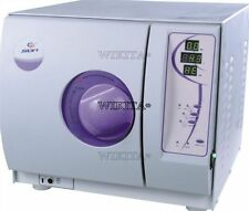23L Vacuum Steam Autoclave Medical Dental Autoclave Sterilizer + Printer Y
