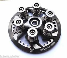 DUCATI CLUTCH PRESSURE PLATE KIT  Ducati 6 SPEED Engine GUNMETAL