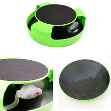 Pet Cat Kitten Toys Moving Inside Roped Mouse Play Toys for Pet Cat Big Sale
