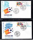 Mundial Futbol España 82 Elche y Gijon año 1980 (BT-770)
