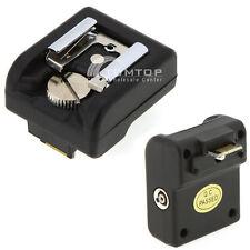 Camera Shoe Adapter Wireless Speedlite Flash Trigger for Sony NEX3 NEX-3C NEX5N