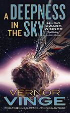 EXTRAS SHIP FREE Vernor Vinge,A Deepness in the Sky