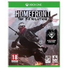 Homefront The Revolution Day One Edition Xbox One Game Brand New