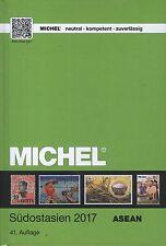 Michel Übersee Band 8 Teil 2 2017 Südasien 41. Auflage in Farbe NEU