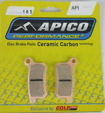 Apico Brake Pads KTM SX 85 Front 03-11 Rear 03-10 SX65 Front 02-17 Rear 09-17