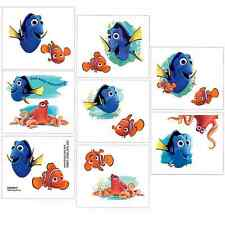Disney Finding Dory Tattoos Birthday Party Favors Supply-Party Bag Fillers 16ct.