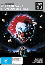 Killer Klowns from Outer Space DVD NEW