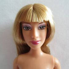 NEW Barbie Fashion Fever Shannen Doll ~ Tango Face ~ Nude Rare HTF