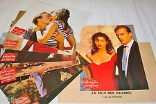 florent pagny LA FILLE DES COLLINES ! jeu photos cinema  lobby card