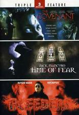 The Covenant: Brotherhood of Evil / Time of Fear / Bleeders (2-DVD)