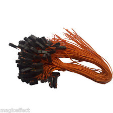 Free ship 50pcs/lot 50CM fireworks firing system clips Talon Safety connect wire