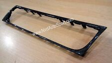 AUDI A5 S5 8T 2008 - 2015 carbon fiber Interior Center Air Vent trim