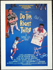 DO THE RIGHT THING 1989 FILM MOVIE POSTER PAGE . SPIKE LEE . E27